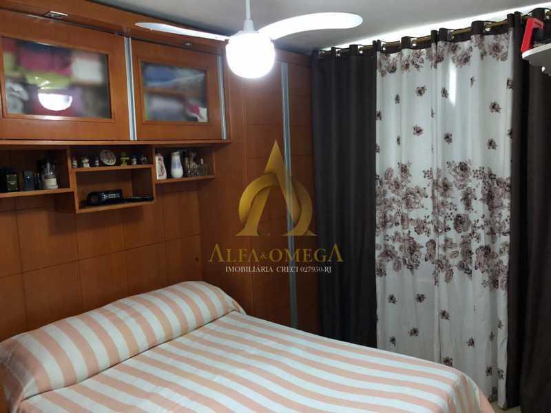 24 - Apartamento Estrada Marechal Miguel Salazar Mendes de Morais,Taquara, Rio de Janeiro, RJ À Venda, 3 Quartos, 62m² - AOJ30027 - 10