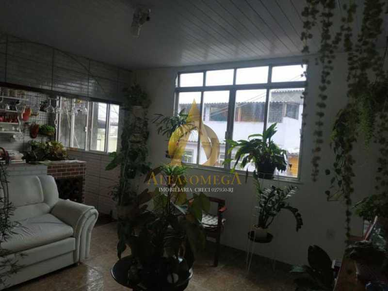 1 - Apartamento Estrada do Tindiba,Pechincha, Rio de Janeiro, RJ Para Venda e Aluguel, 2 Quartos, 75m² - AOJ20130 - 1