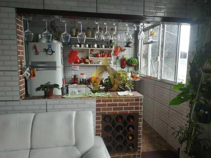 2 - Apartamento Estrada do Tindiba,Pechincha, Rio de Janeiro, RJ Para Venda e Aluguel, 2 Quartos, 75m² - AOJ20130 - 3