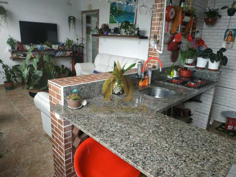 3 - Apartamento Estrada do Tindiba,Pechincha, Rio de Janeiro, RJ Para Venda e Aluguel, 2 Quartos, 75m² - AOJ20130 - 5