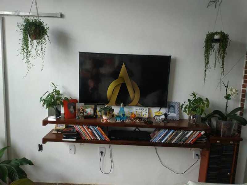 12 - Apartamento Estrada do Tindiba,Pechincha, Rio de Janeiro, RJ Para Venda e Aluguel, 2 Quartos, 75m² - AOJ20130 - 6