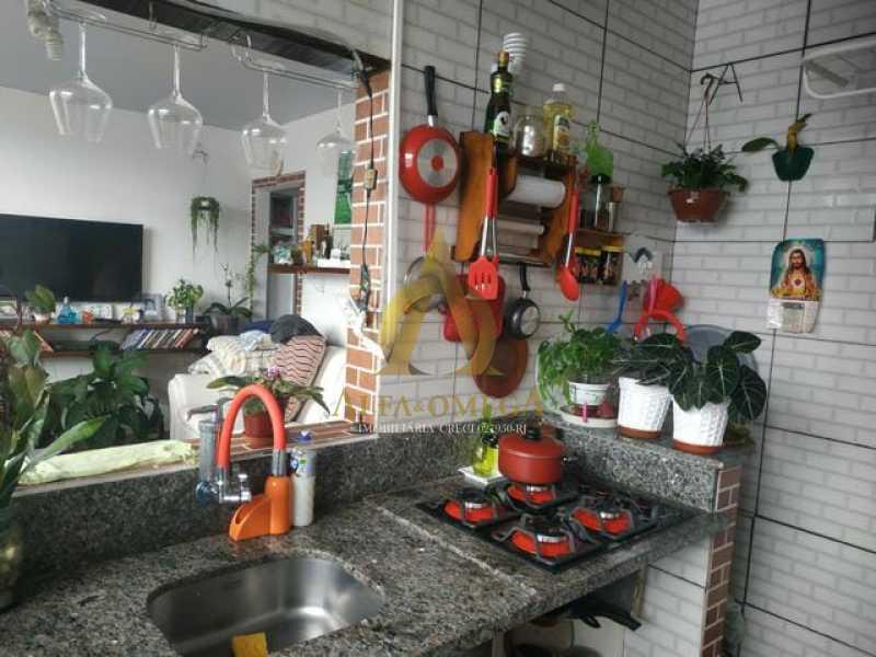 16 - Apartamento Estrada do Tindiba,Pechincha, Rio de Janeiro, RJ Para Venda e Aluguel, 2 Quartos, 75m² - AOJ20130 - 12
