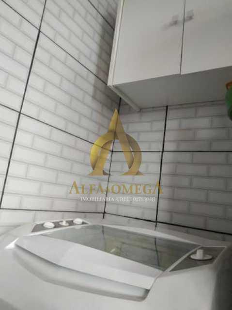 18 - Apartamento Estrada do Tindiba,Pechincha, Rio de Janeiro, RJ Para Venda e Aluguel, 2 Quartos, 75m² - AOJ20130 - 17