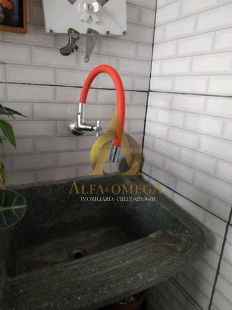 19 - Apartamento Estrada do Tindiba,Pechincha, Rio de Janeiro, RJ Para Venda e Aluguel, 2 Quartos, 75m² - AOJ20130 - 16