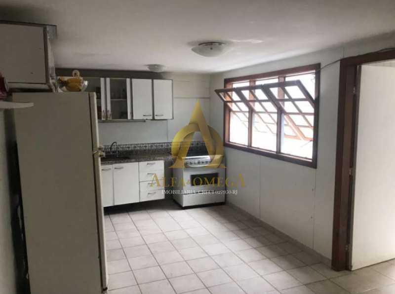 6 - Casa em Condominio Estrada do Sacarrão,Vargem Grande,Rio de Janeiro,RJ Para Venda e Aluguel,3 Quartos,590m² - AOJ60052 - 16