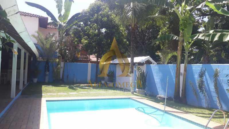 35 - Casa em Condominio Estrada do Sacarrão,Vargem Grande,Rio de Janeiro,RJ Para Venda e Aluguel,3 Quartos,590m² - AOJ60052 - 24