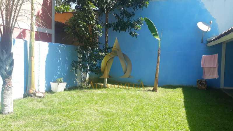 36 - Casa em Condominio Estrada do Sacarrão,Vargem Grande,Rio de Janeiro,RJ Para Venda e Aluguel,3 Quartos,590m² - AOJ60052 - 25