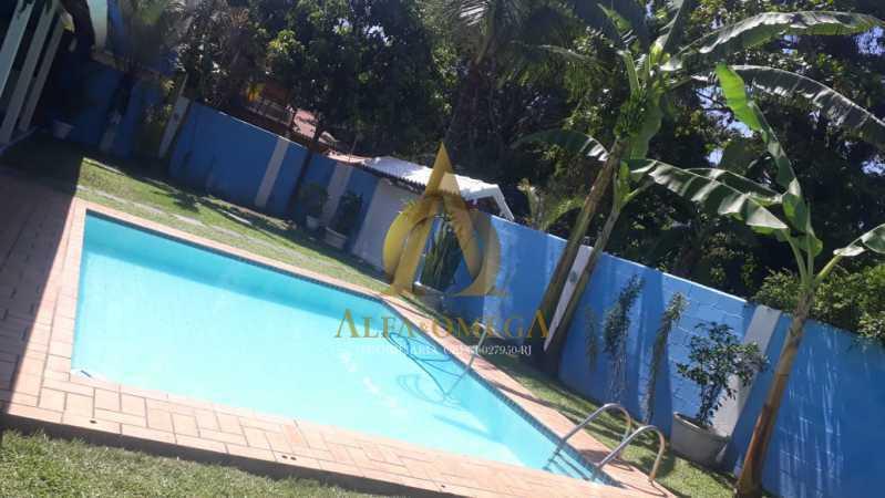 37 - Casa em Condominio Estrada do Sacarrão,Vargem Grande,Rio de Janeiro,RJ Para Venda e Aluguel,3 Quartos,590m² - AOJ60052 - 26