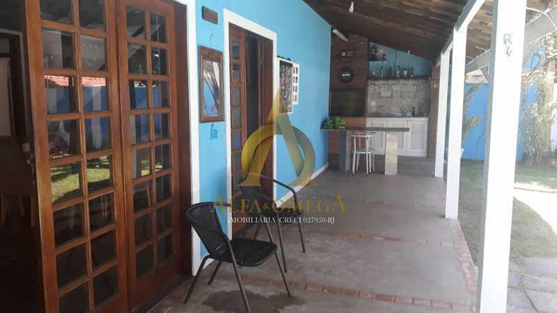 39 - Casa em Condominio Estrada do Sacarrão,Vargem Grande,Rio de Janeiro,RJ Para Venda e Aluguel,3 Quartos,590m² - AOJ60052 - 21