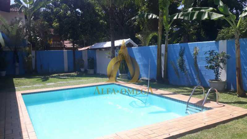 40 - Casa em Condominio Estrada do Sacarrão,Vargem Grande,Rio de Janeiro,RJ Para Venda e Aluguel,3 Quartos,590m² - AOJ60052 - 27