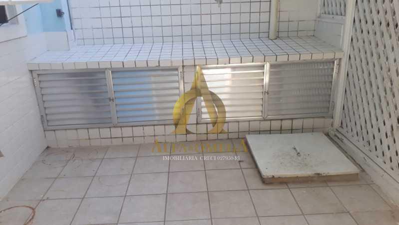 41 - Casa em Condominio Estrada do Sacarrão,Vargem Grande,Rio de Janeiro,RJ Para Venda e Aluguel,3 Quartos,590m² - AOJ60052 - 20
