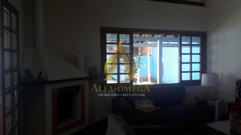 44 - Casa em Condominio Estrada do Sacarrão,Vargem Grande,Rio de Janeiro,RJ Para Venda e Aluguel,3 Quartos,590m² - AOJ60052 - 4