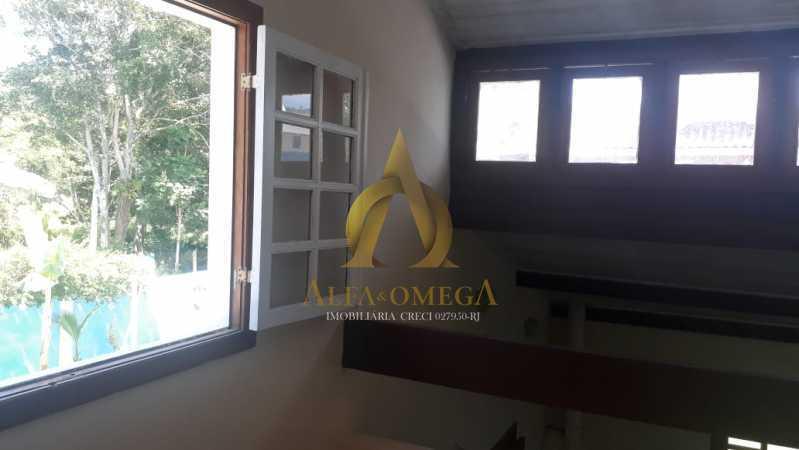 60 - Casa em Condominio Estrada do Sacarrão,Vargem Grande,Rio de Janeiro,RJ Para Venda e Aluguel,3 Quartos,590m² - AOJ60052 - 6