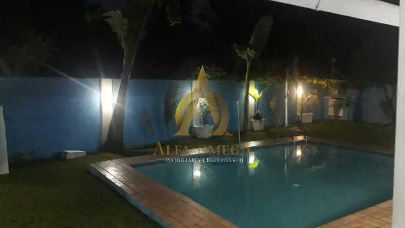 68 - Casa em Condominio Estrada do Sacarrão,Vargem Grande,Rio de Janeiro,RJ Para Venda e Aluguel,3 Quartos,590m² - AOJ60052 - 30