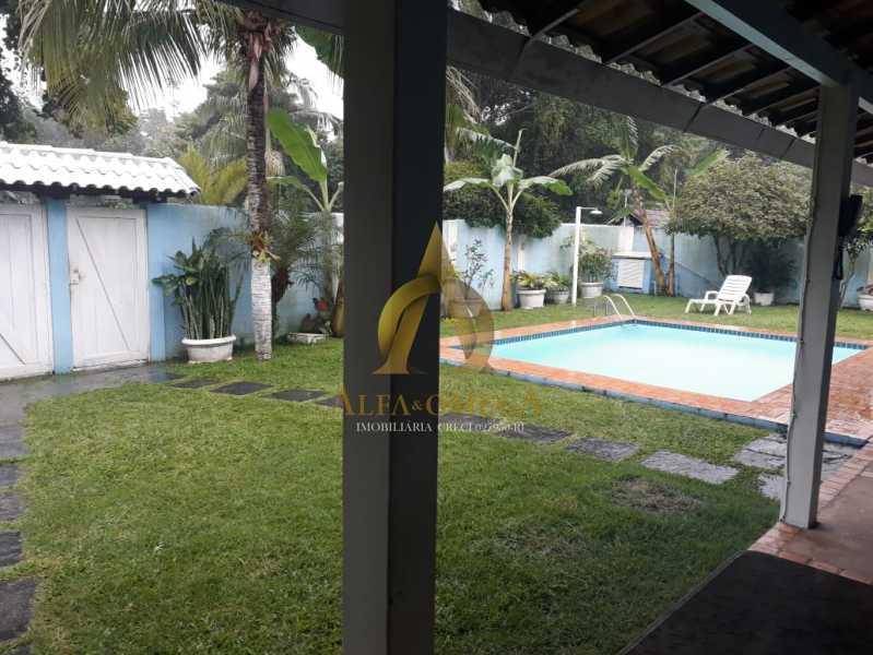 69 - Casa em Condominio Estrada do Sacarrão,Vargem Grande,Rio de Janeiro,RJ Para Venda e Aluguel,3 Quartos,590m² - AOJ60052 - 31