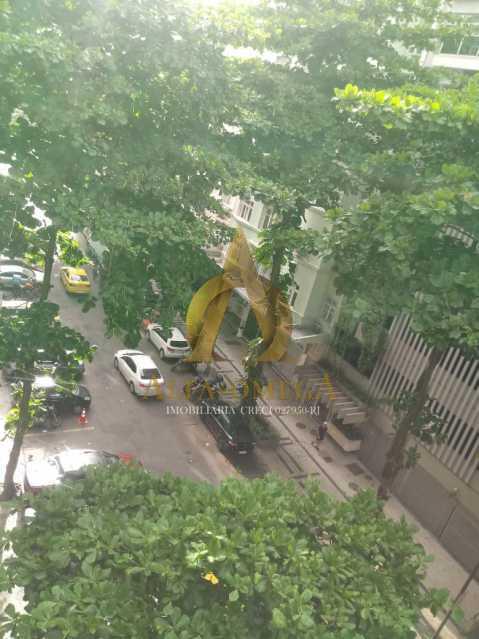 1 - Apartamento Rua Antônio Vieira,Leme, Rio de Janeiro, RJ Para Alugar, 2 Quartos, 65m² - AOJ20040L - 8