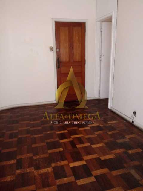 3 - Apartamento Rua Antônio Vieira,Leme, Rio de Janeiro, RJ Para Alugar, 2 Quartos, 65m² - AOJ20040L - 1