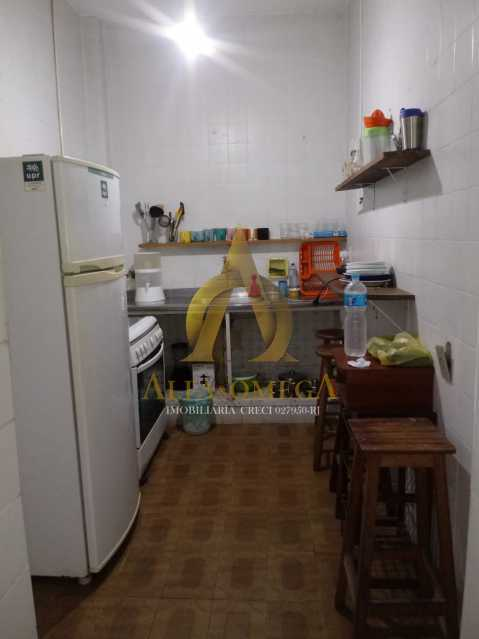5 - Apartamento Rua Antônio Vieira,Leme, Rio de Janeiro, RJ Para Alugar, 2 Quartos, 65m² - AOJ20040L - 7
