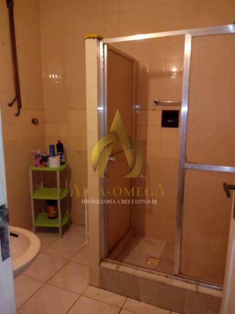 6 - Apartamento Rua Antônio Vieira,Leme, Rio de Janeiro, RJ Para Alugar, 2 Quartos, 65m² - AOJ20040L - 6