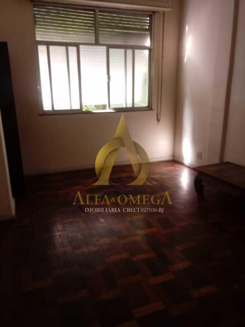 7 - Apartamento Rua Antônio Vieira,Leme, Rio de Janeiro, RJ Para Alugar, 2 Quartos, 65m² - AOJ20040L - 4