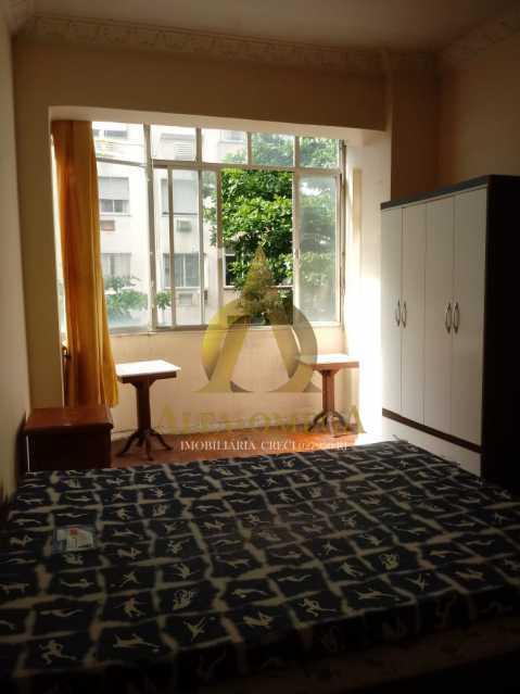 8 - Apartamento Rua Antônio Vieira,Leme, Rio de Janeiro, RJ Para Alugar, 2 Quartos, 65m² - AOJ20040L - 5