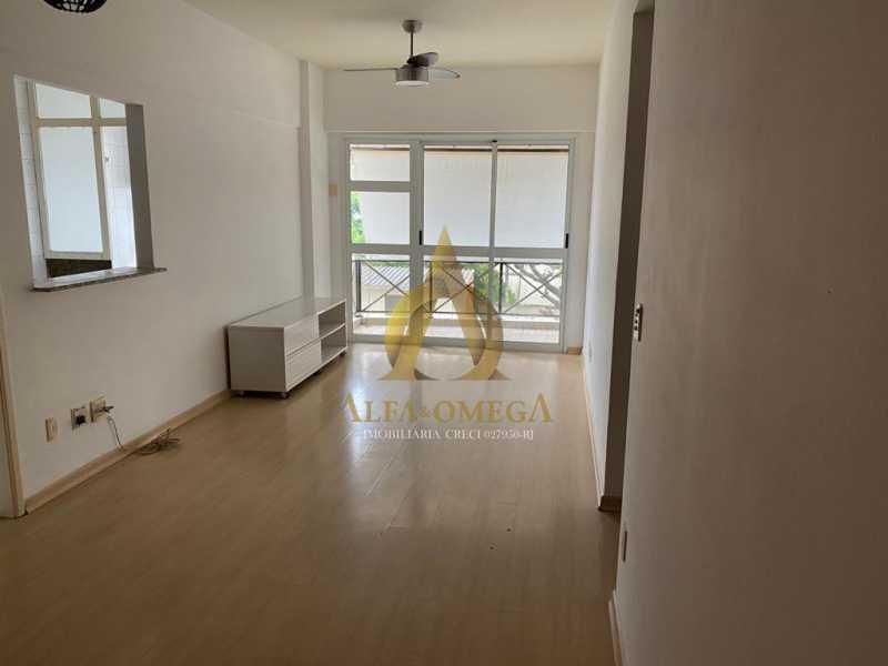 2 - Apartamento Rua Professor Henrique Costa,Pechincha, Rio de Janeiro, RJ Para Alugar, 3 Quartos, 90m² - AOJ30011L - 3