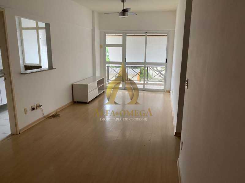 3 - Apartamento Rua Professor Henrique Costa,Pechincha, Rio de Janeiro, RJ Para Alugar, 3 Quartos, 90m² - AOJ30011L - 4