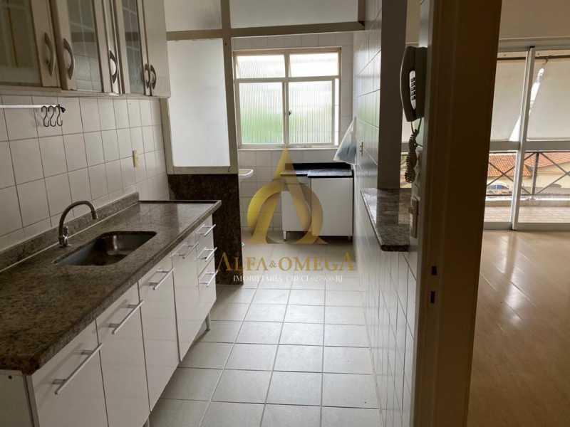 4 - Apartamento Rua Professor Henrique Costa,Pechincha, Rio de Janeiro, RJ Para Alugar, 3 Quartos, 90m² - AOJ30011L - 22