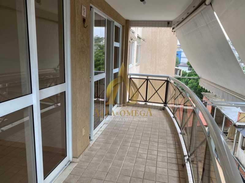 7 - Apartamento Rua Professor Henrique Costa,Pechincha, Rio de Janeiro, RJ Para Alugar, 3 Quartos, 90m² - AOJ30011L - 5