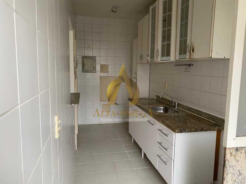 9 - Apartamento Rua Professor Henrique Costa,Pechincha, Rio de Janeiro, RJ Para Alugar, 3 Quartos, 90m² - AOJ30011L - 23