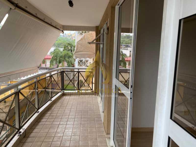 10 - Apartamento Rua Professor Henrique Costa,Pechincha, Rio de Janeiro, RJ Para Alugar, 3 Quartos, 90m² - AOJ30011L - 6