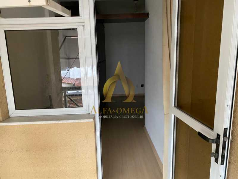 19 - Apartamento Rua Professor Henrique Costa,Pechincha, Rio de Janeiro, RJ Para Alugar, 3 Quartos, 90m² - AOJ30011L - 25