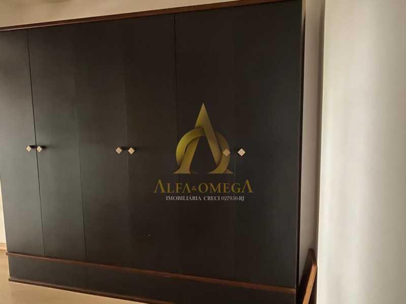 25 - Apartamento Rua Professor Henrique Costa,Pechincha, Rio de Janeiro, RJ Para Alugar, 3 Quartos, 90m² - AOJ30011L - 16