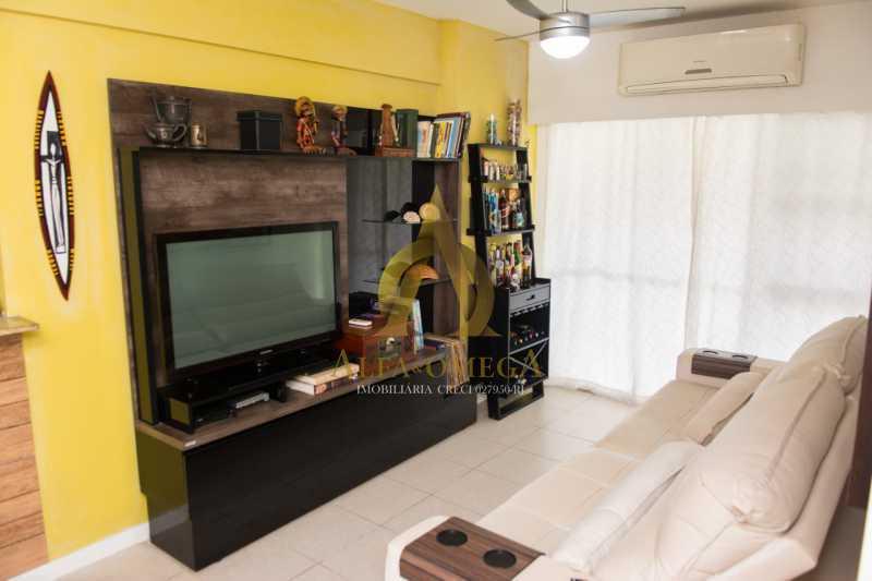 1 - Apartamento Avenida Eixo Metropolitano Este-Oeste,Jacarepaguá,Rio de Janeiro,RJ À Venda,96m² - AOJ30029 - 1