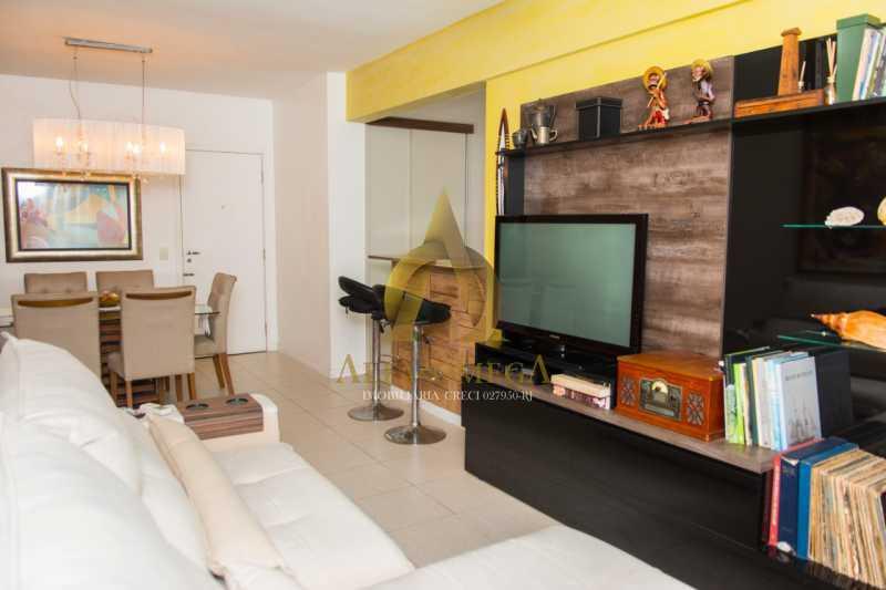 2 - Apartamento Avenida Eixo Metropolitano Este-Oeste,Jacarepaguá,Rio de Janeiro,RJ À Venda,96m² - AOJ30029 - 4