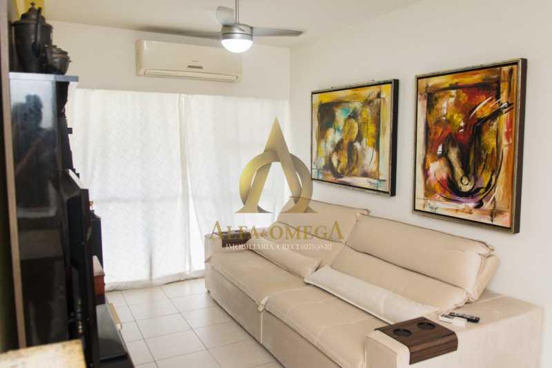 3 - Apartamento Avenida Eixo Metropolitano Este-Oeste,Jacarepaguá,Rio de Janeiro,RJ À Venda,96m² - AOJ30029 - 3