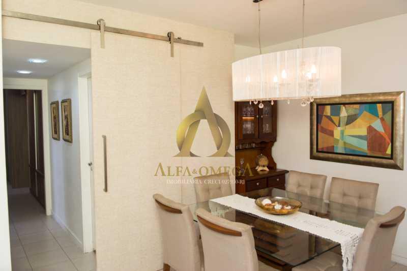 4 - Apartamento Avenida Eixo Metropolitano Este-Oeste,Jacarepaguá,Rio de Janeiro,RJ À Venda,96m² - AOJ30029 - 6