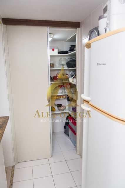 7 - Apartamento Avenida Eixo Metropolitano Este-Oeste,Jacarepaguá,Rio de Janeiro,RJ À Venda,96m² - AOJ30029 - 28