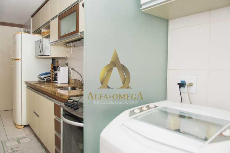 8 - Apartamento Avenida Eixo Metropolitano Este-Oeste,Jacarepaguá,Rio de Janeiro,RJ À Venda,96m² - AOJ30029 - 27
