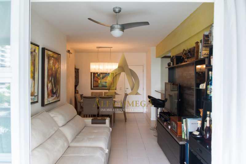 9 - Apartamento Avenida Eixo Metropolitano Este-Oeste,Jacarepaguá,Rio de Janeiro,RJ À Venda,96m² - AOJ30029 - 5