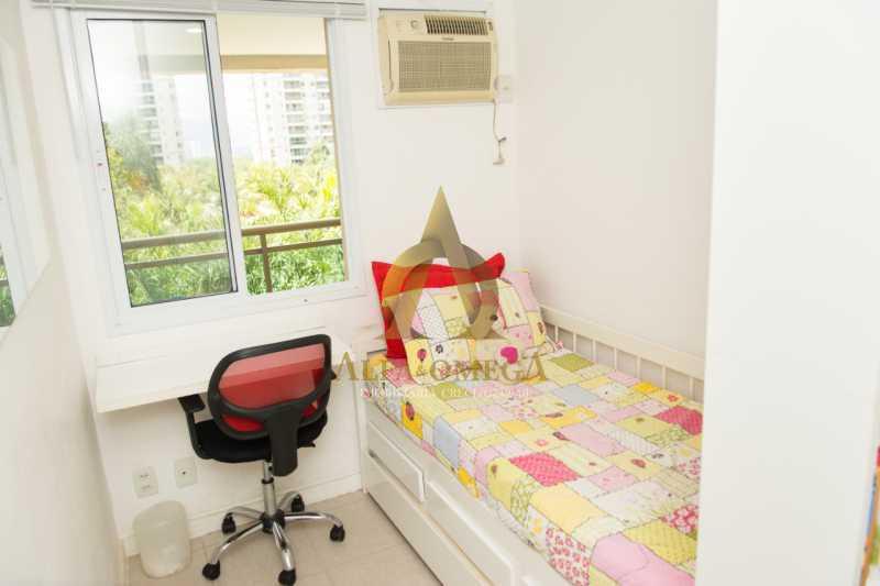 10 - Apartamento Avenida Eixo Metropolitano Este-Oeste,Jacarepaguá,Rio de Janeiro,RJ À Venda,96m² - AOJ30029 - 17