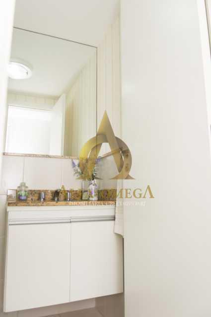 12 - Apartamento Avenida Eixo Metropolitano Este-Oeste,Jacarepaguá,Rio de Janeiro,RJ À Venda,96m² - AOJ30029 - 21