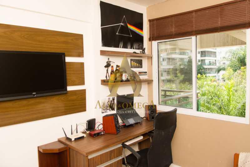 13 - Apartamento Avenida Eixo Metropolitano Este-Oeste,Jacarepaguá,Rio de Janeiro,RJ À Venda,96m² - AOJ30029 - 19