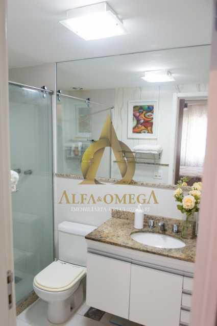 21 - Apartamento Avenida Eixo Metropolitano Este-Oeste,Jacarepaguá,Rio de Janeiro,RJ À Venda,96m² - AOJ30029 - 23