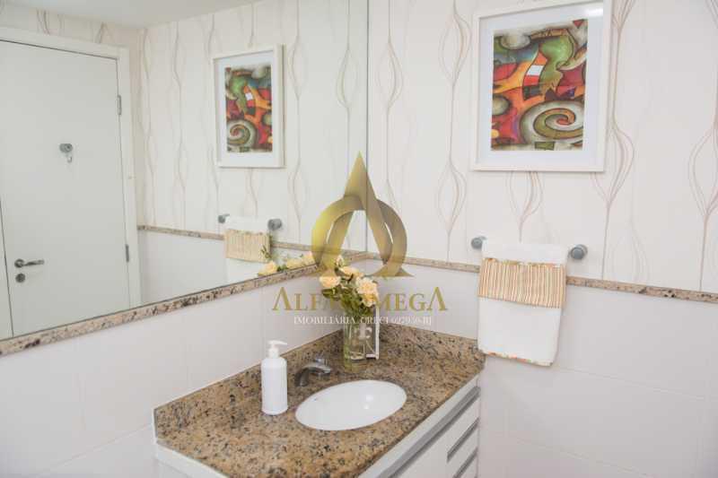 25 - Apartamento Avenida Eixo Metropolitano Este-Oeste,Jacarepaguá,Rio de Janeiro,RJ À Venda,96m² - AOJ30029 - 24
