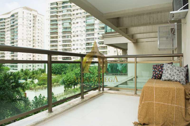 26 - Apartamento Avenida Eixo Metropolitano Este-Oeste,Jacarepaguá,Rio de Janeiro,RJ À Venda,96m² - AOJ30029 - 7