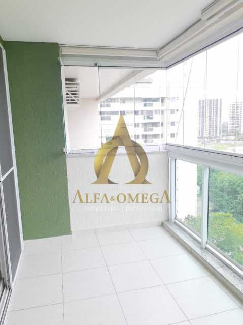 a4e1dea8-e986-4e8b-a66b-ae1048 - Apartamento 2 quartos para alugar Recreio dos Bandeirantes, Rio de Janeiro - R$ 1.700 - AO20296L - 1