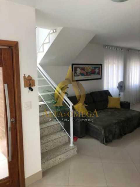 4 - Casa em Condomínio Estrada do Rio Grande,Taquara, Rio de Janeiro, RJ Para Alugar, 3 Quartos, 225m² - AOJ60023L - 4