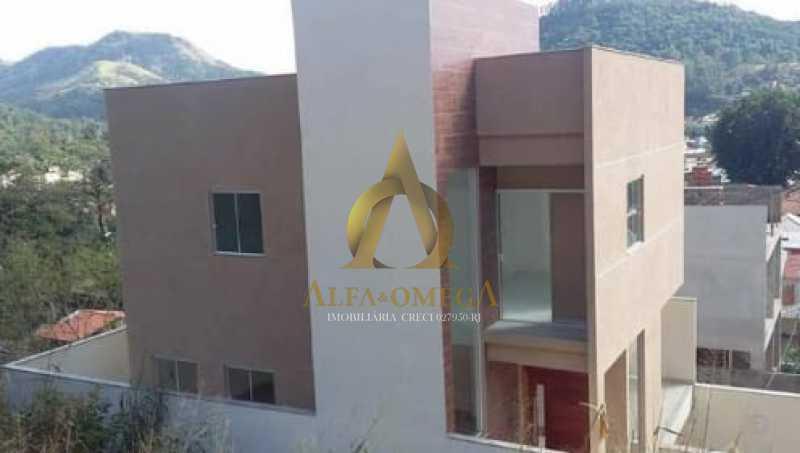 8 - Casa em Condomínio Estrada do Rio Grande,Taquara, Rio de Janeiro, RJ Para Alugar, 3 Quartos, 225m² - AOJ60023L - 27