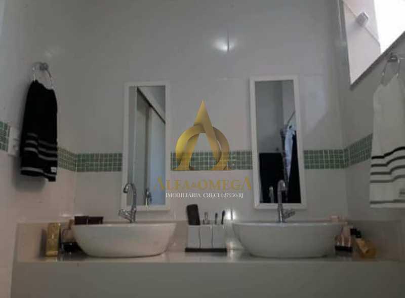 13 - Casa em Condomínio Estrada do Rio Grande,Taquara, Rio de Janeiro, RJ Para Alugar, 3 Quartos, 225m² - AOJ60023L - 11